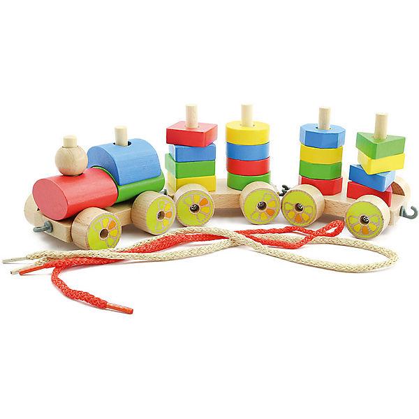 Паровозик (малый), Мир деревянных игрушек