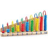 Арифметический счет, Мир деревянных игрушек