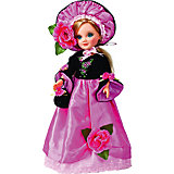 Кукла Анастасия - Фуксия, со звуком, Весна
