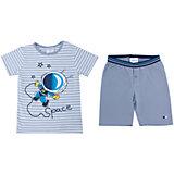 Комплект: футболка и шорты для мальчика PlayToday