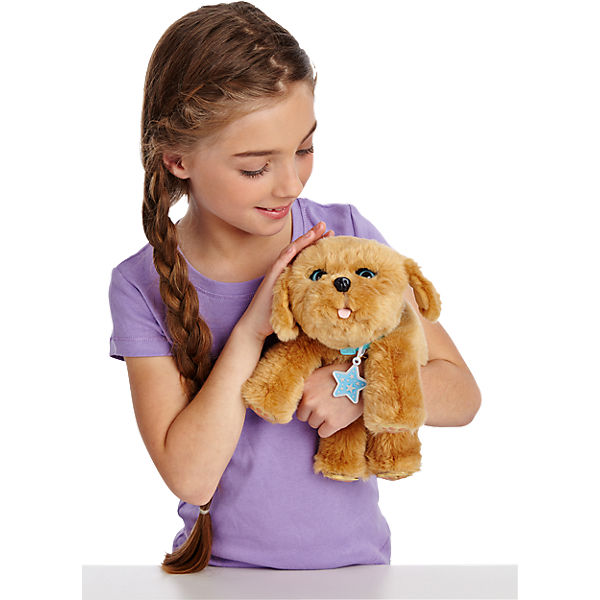 Little Live Pets My Dream Puppy Snuggles, 25cm