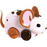 Интерактивная мышка Little Live Pets, белая, Moose
