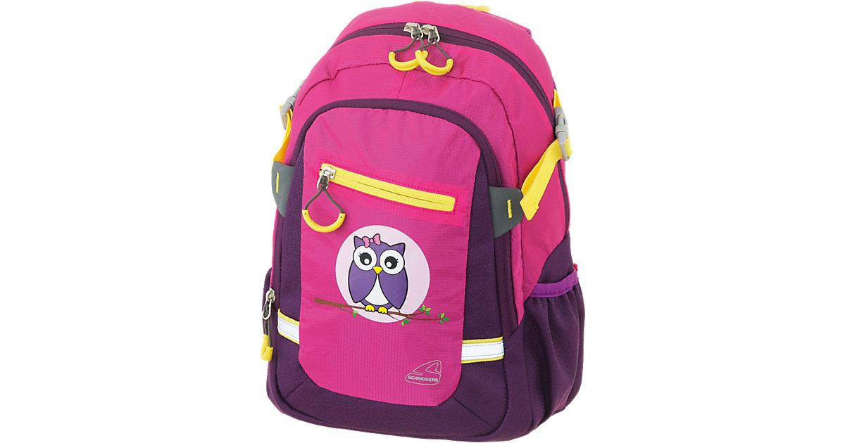 SCHNEIDERS Kindergartenrucksack Owl