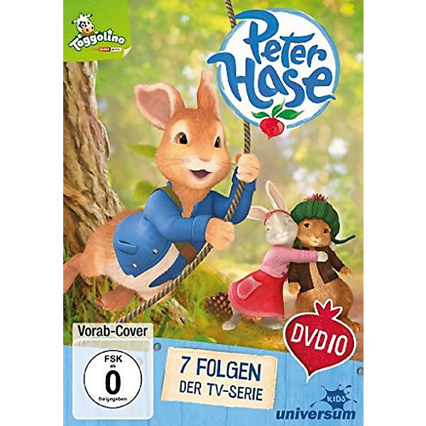DVD Peter Hase - Season 2