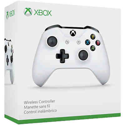 XBOXONE S Wireless Controller, weiss