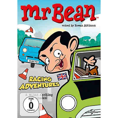 DVD Mr. Bean - Die Cartoon-Serie - Season 2.3