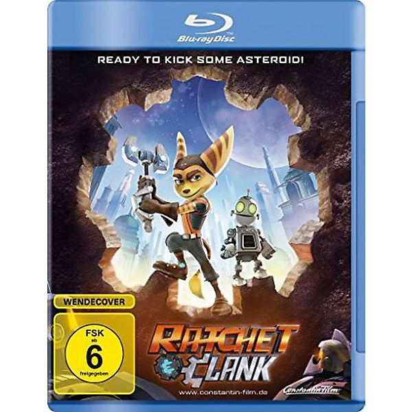 BLU-RAY Ratchet & Clank