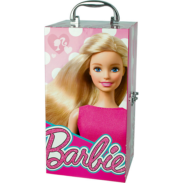 barbie dreamhouse schminkkoffer barbie mytoys. Black Bedroom Furniture Sets. Home Design Ideas