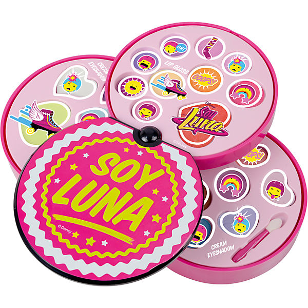 Soy Luna Make-up Compact Set