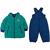 Комплект: куртка и полукомбинезон для мальчика PlayToday