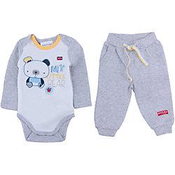 Комплект: боди и штанишки для мальчика PlayToday