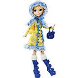 """Кукла Блонди Локс из коллекции """"Заколдованная зима"""", Ever After High"""