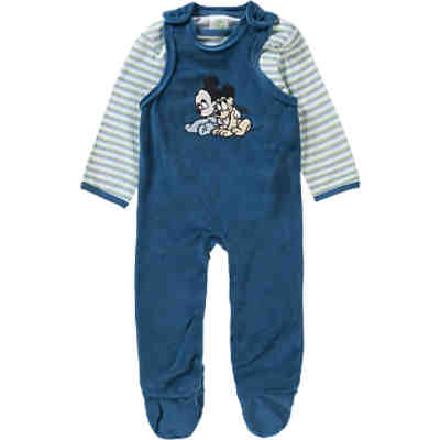Disney Mickey Mouse & friends Baby Set Strampler & Langarmshirt für Jungen