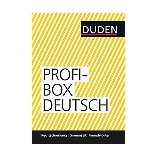 Duden Profi-Box Deutsch