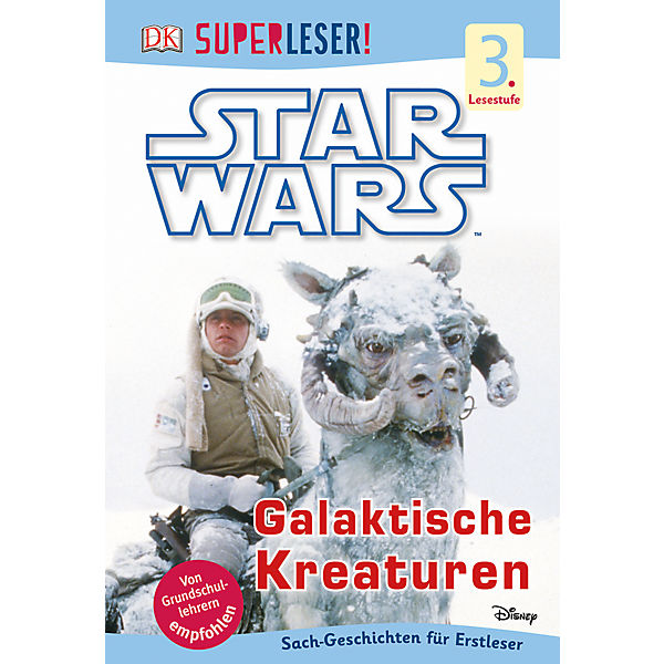SUPERLESER! Star Wars: Galaktische Kreaturen, 2./3. Klasse