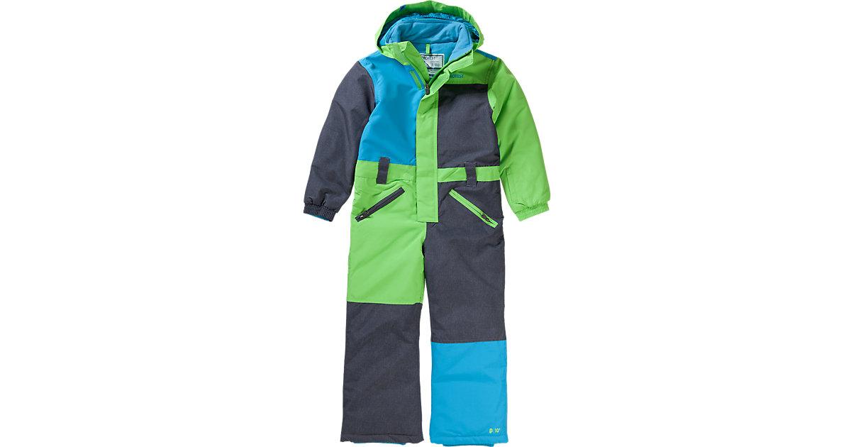 Schneeanzug FOLDY blau Gr. 92 Jungen Kinder