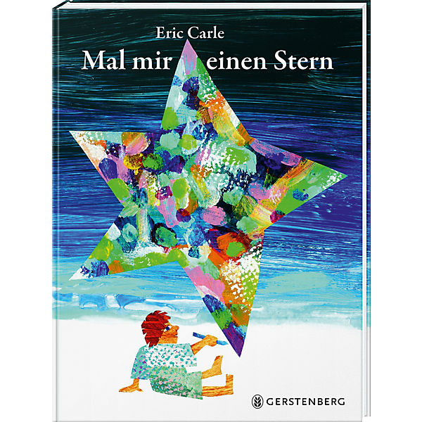 mal mir einen stern midi ausgabe eric carle mytoys. Black Bedroom Furniture Sets. Home Design Ideas