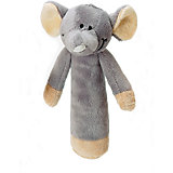 Погремушка в ручку Слон, Динглисар, Teddykompaniet
