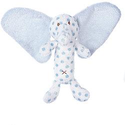 Погремушка Слоник - Большие ушки, Тедди бэби, Teddykompaniet