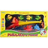"""Детская игрушка """"Рыбалка + 6 рыбок"""""""