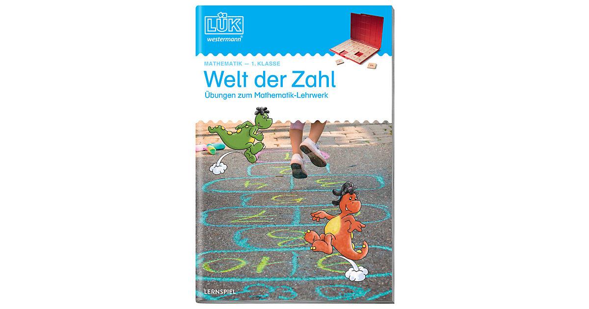 Buch - LÜK, Übungshefte: Welt der Zahl 1. Klasse
