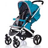 Прогулочная коляска Seville, Baby Care, Grey/Blue