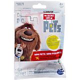 Мини-фигурка в мягкой упаковке, Тайная жизнь домашних животных, 20072508