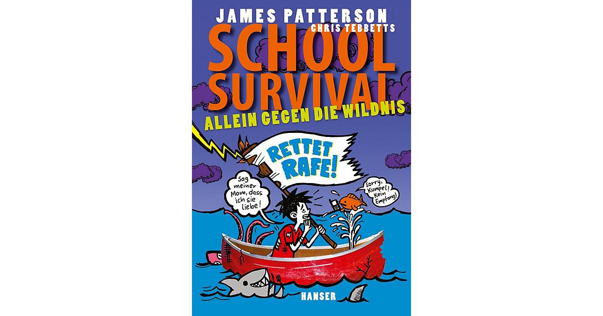 Buch - School Survival: Allein gegen die Wildnis