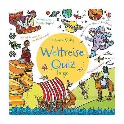 Weltreise-Quiz to go