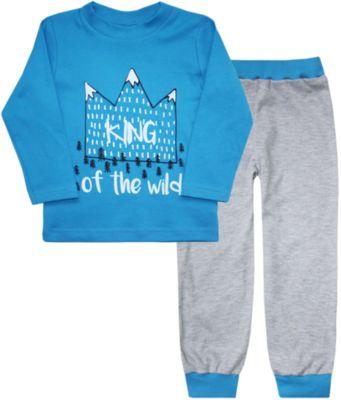 Пижама для мальчика KotMarKot - голубой