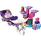 LEGO DUPLO 10822: Волшебная карета Софии Прекрасной