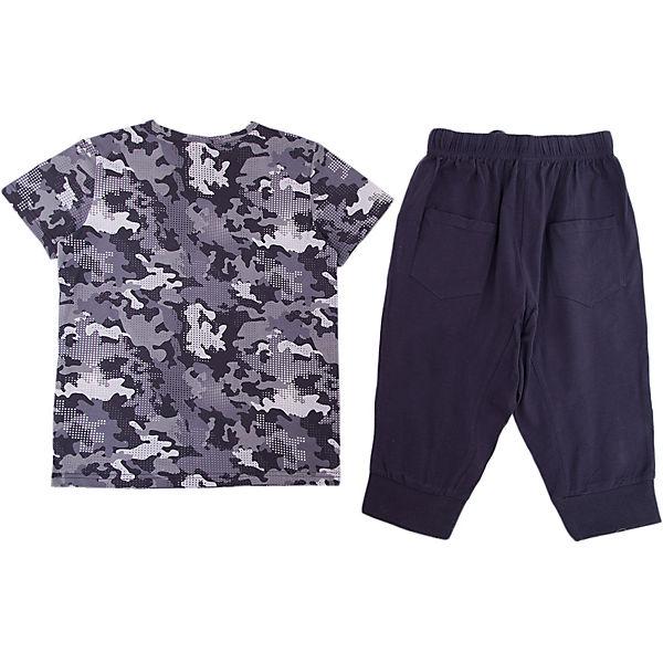 Комплект: футболка и бриджи для мальчика S'cool