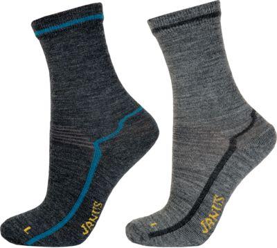 Носки: 2 пары для мальчика Janus - голубой