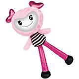 Музыкальная интерактивная кукла Brightlings, Spin Master, розовый