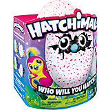 Пингвинчик Hatchimals, Spin Master, розовый