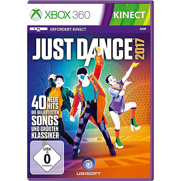 XBOX360 Just Dance 2017