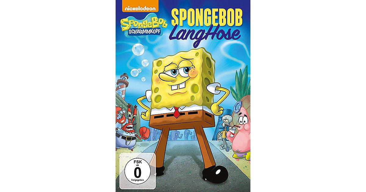 DVD Spongebob Schwammkopf - LangHose