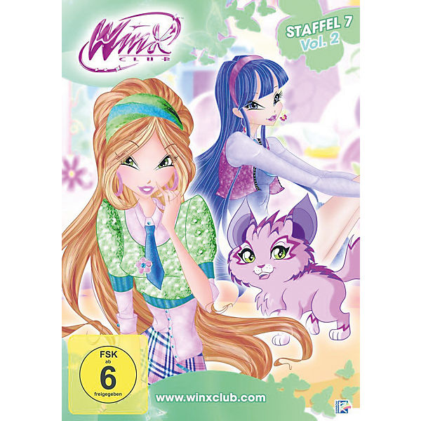 DVD Winx Club - Staffel 7 (Vol.2)