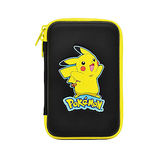 Pikachu Hard Pouch New 3DS XL Tasche