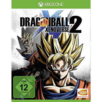 XBOXONE Dragon Ball Xenoverse 2