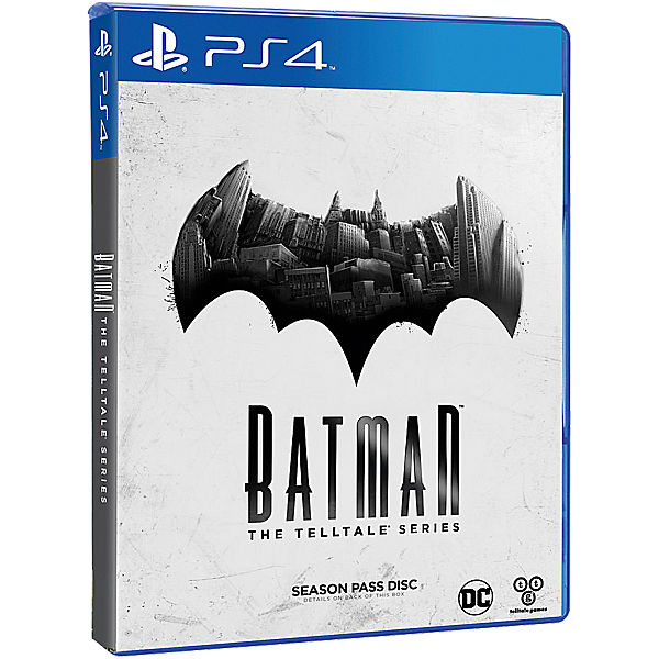 PS4 Batman: The Telltale Series