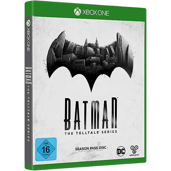 XBOXONE Batman: The Telltale Series