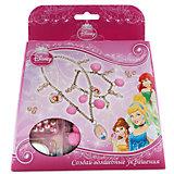 Набор для создания подвески и браслета, Принцессы Дисней