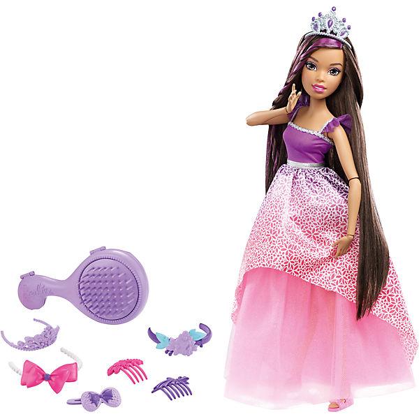 Куклы своими руками с длинными волосами