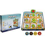 Музыкальный коврик-игра дартс , 4 мячика, Angry Birds
