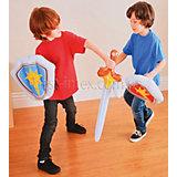 """Набор надувных игрушек """"Щит и меч"""""""