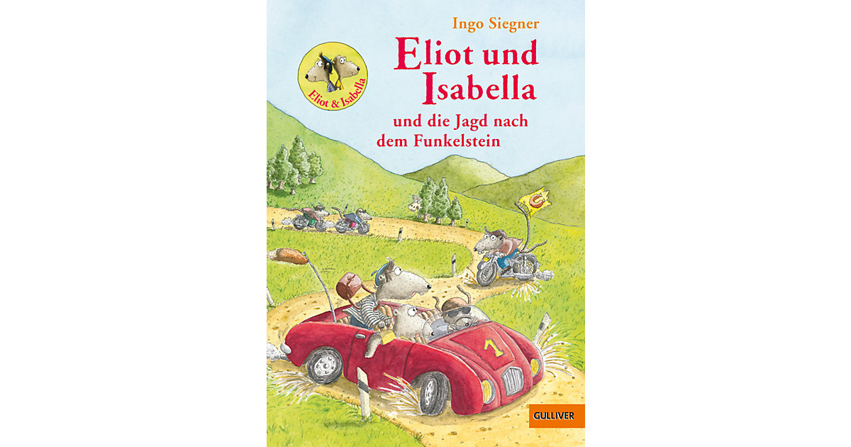 Buch - Eliot und Isabella und die Jagd nach dem Funkelstein