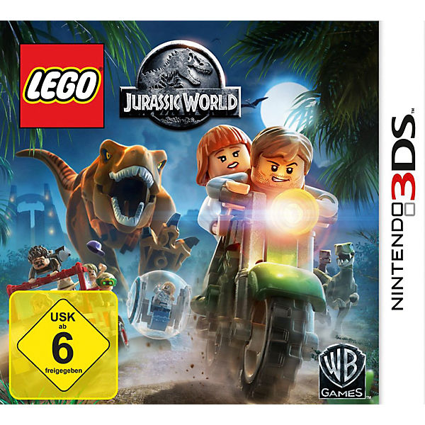 3DS LEGO Jurassic World