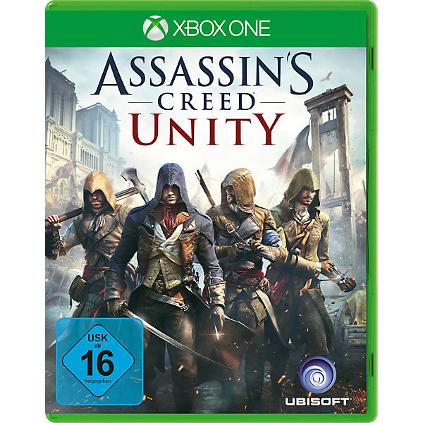 XBOXONE Assassins Creed Unity