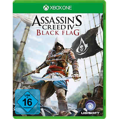 XBOXONE Assassins Creed 4
